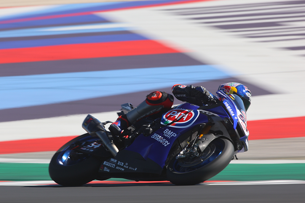 Razgatlioglu On Top After Day One At Misano As Rookie Bassani Impresses