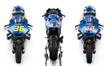 Suzuki's 2021 Motogp Line-up And Livery Unveiled