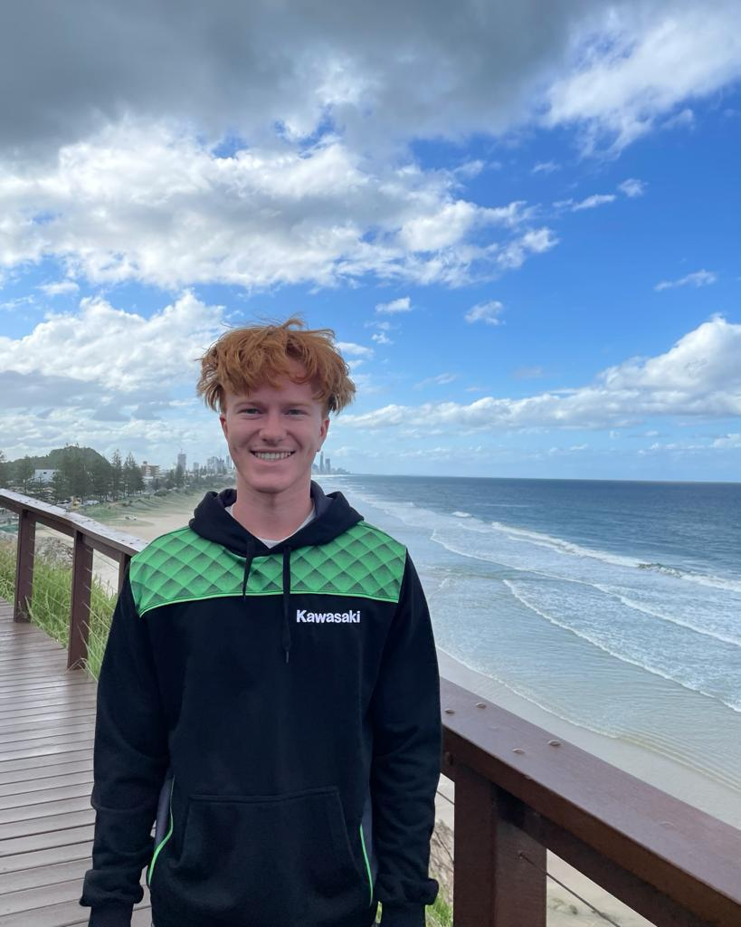 Seth Crump Joins Team Green And Affinity Sports Academy