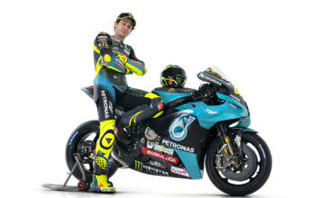 Valentino Rossi – I'm Very Proud To Be Part Of Petronas Yamaha Sepang Racing Team