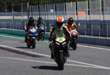 Worldssp300 Field To Have Two Days Of Testing At Barcelona-catalunya