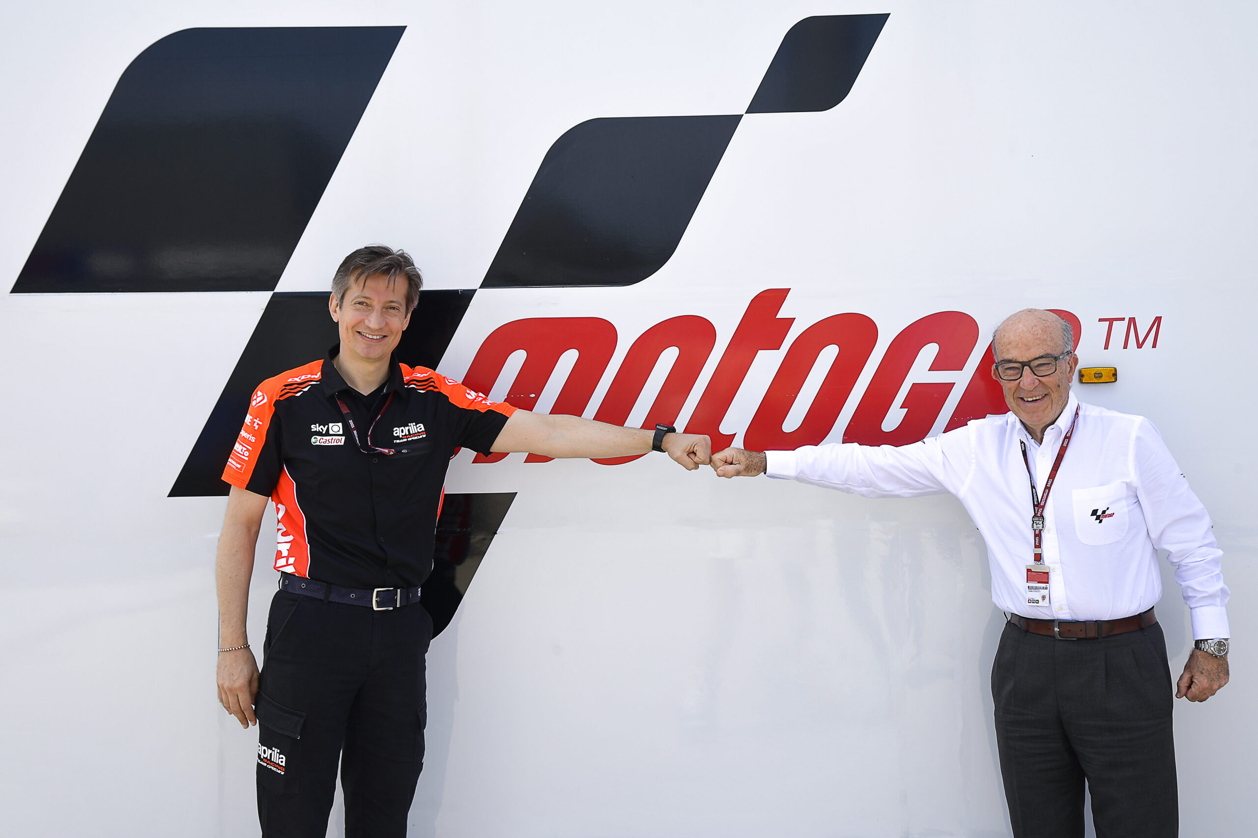 Aprilia Racing Signs Agreement With Dorna Through 2026