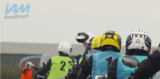Back On Track Iam Roadsmart's Car And Motorcycle Skills Days Due To Return