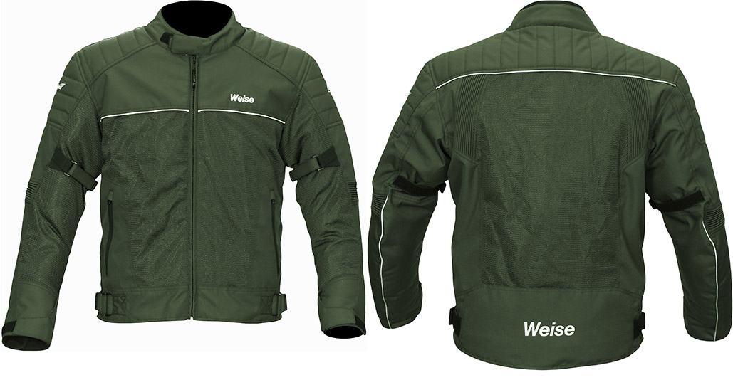 Be Prepared With A Weise Scout Jacket