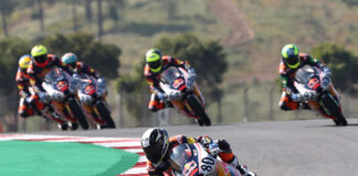 David Alonso Blitzes Opening Rookies Cup Round In Portimão