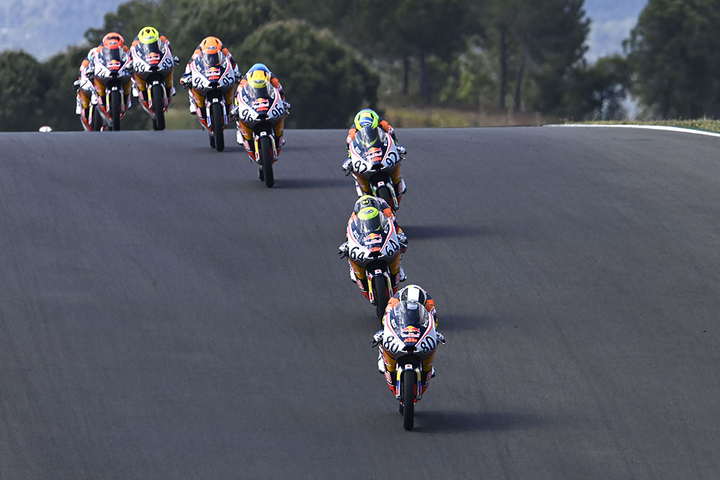 David Alonso Heads Rookies Cup After 2 From 2 In Portimao