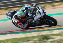 Davies Edges Factory Ducatis As Just 0.111s Separates Top Three At Aragon
