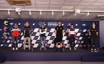 Expect A Big Fight: Motoe Riders Ready To Roll In Jerez