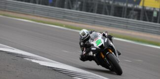 Fastest Ever Bennetts Bsb Lap Of Silverstone Puts Glenn Irwin On Top