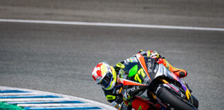 Granado Denies Aegerter By Half A Tenth As Motoe Testing Concludes In Jerez