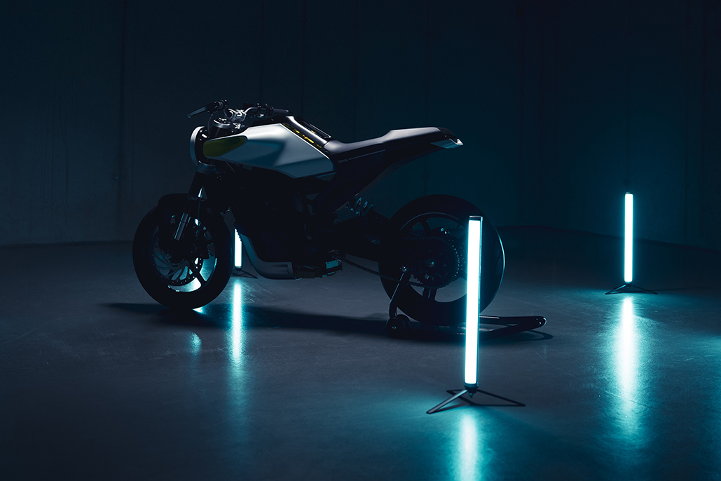 Husqvarna Motorcycles Enters Electric Mobility With The E-pilen Concept