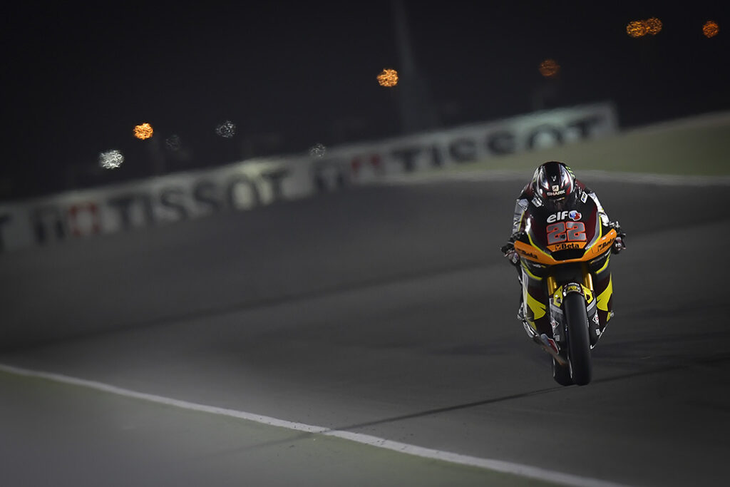 Lowes Denies Gardner For Second Losail Pole