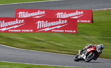 Milwaukee Powers Into New Partnership With The Bennetts British Superbike Championship