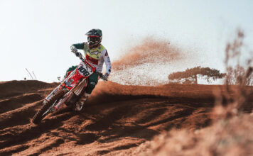 Muc-off Partners With British Championship Winning Team Crendon Fastrack Honda