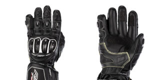 New – Rst Tractech Evo 4 Leather Glove
