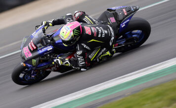 O'halloran Heads The Pack At Silverstone On Opening Day Of Official Testing Action