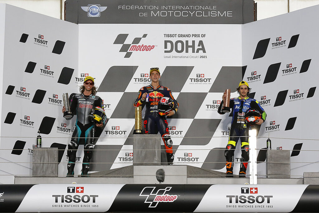 Pitlane To Top Step: Pedro Acosta Has Arrived