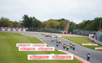 Quattro Group Extend Partnership With The British Superbikes