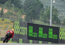 Rodrigo Rules Day 1 As Moto3 Get Back In Action On The Algarve