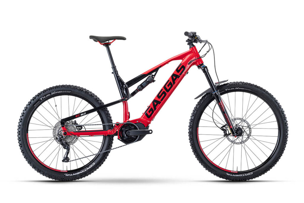 Say Hello To The Gasgas Bicycles E-mtb Line-up