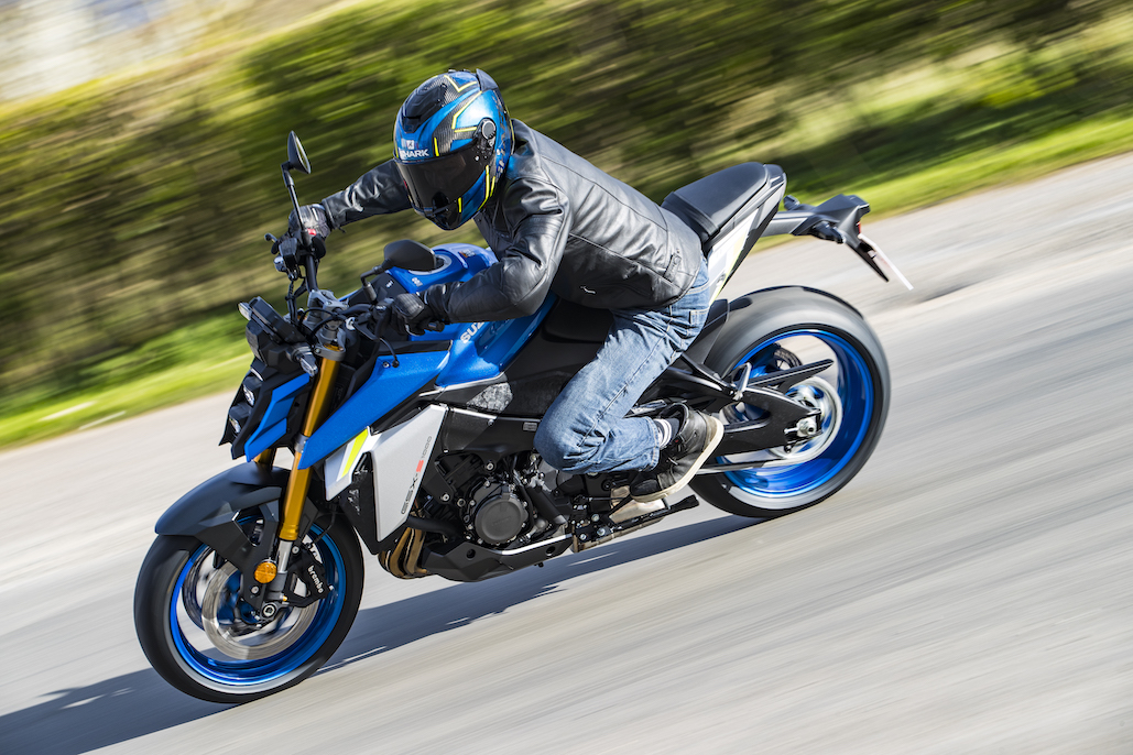 Suzuki Announces Details Of New Gsx-s1000