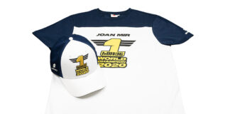 Suzuki Launches Celebratory Motogp Wear To Mark Mir World Title