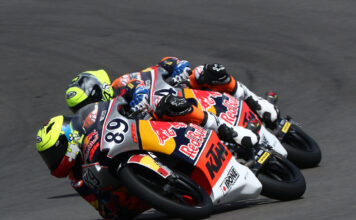 Testing Times In Portugal For The Red Bull Rookies Cup