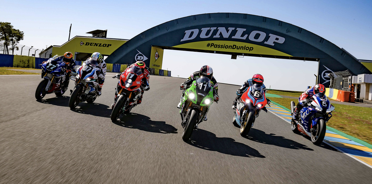 50 Teams At The Start Of The 2021 24 Heures Motos