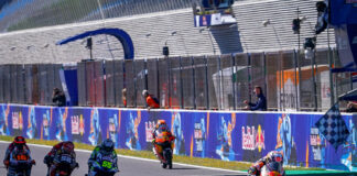 Acosta Plays Another Ace To Make More History In Jerez
