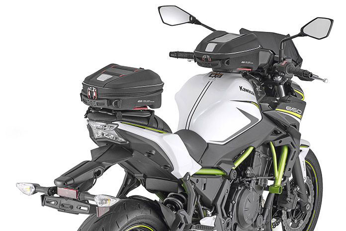 Add A Removable Glove Box To Your Motorcycle