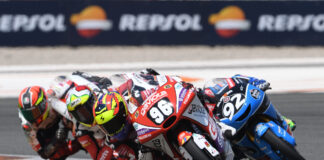 Epic Round 2 At Valencia Gives New Stars In All Classes