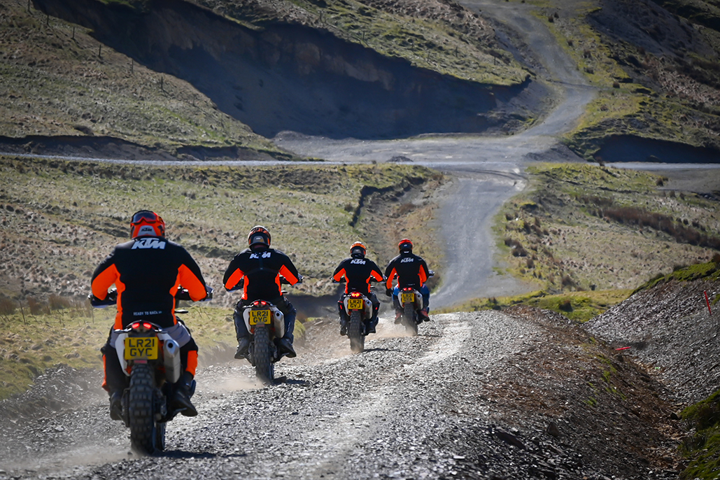 Get Rewarded By Ktm When You Upgrade Your Riding Skills