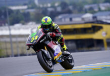 Granado Regains His Grip On The Top At Le Mans