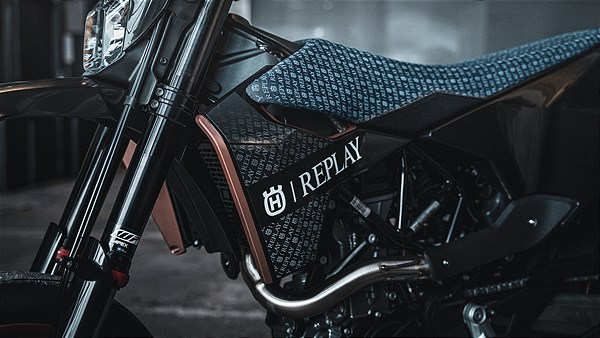 Husqvarna Motorcycles And Replay Strengthen Their Collaborative Partnership