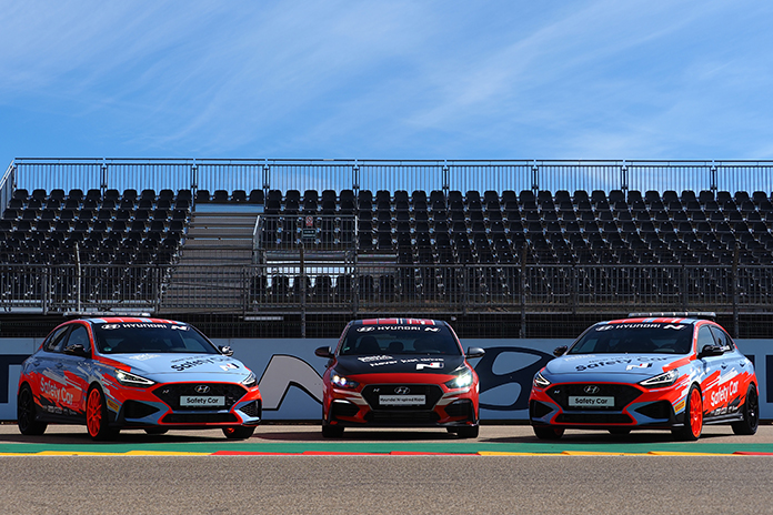 Hyundai Takes Cover Off The 2021 Worldsbk Safety Car