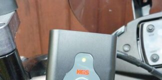 Keis Remote Heat Controller
