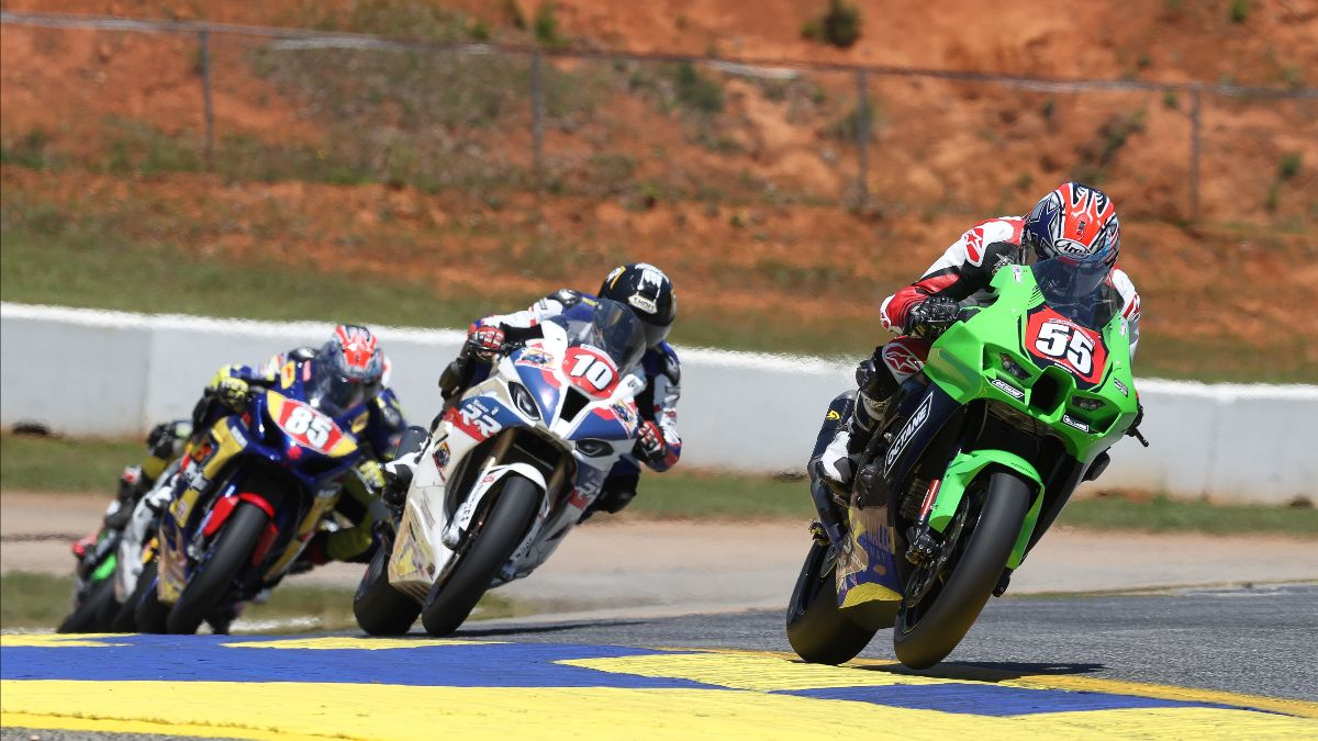 Kelly, Gilbert, Scott, And De Keyrel Win Openers At Road Atlanta