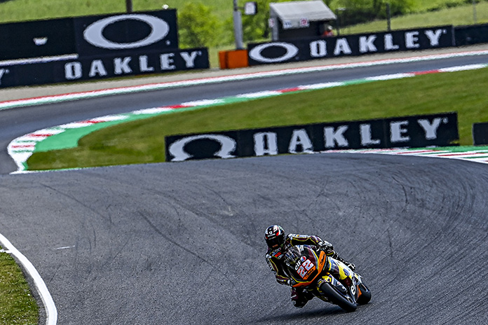 Lowes Leads Raul Fernandez As Moto2™ Get Down To Business At Mugello