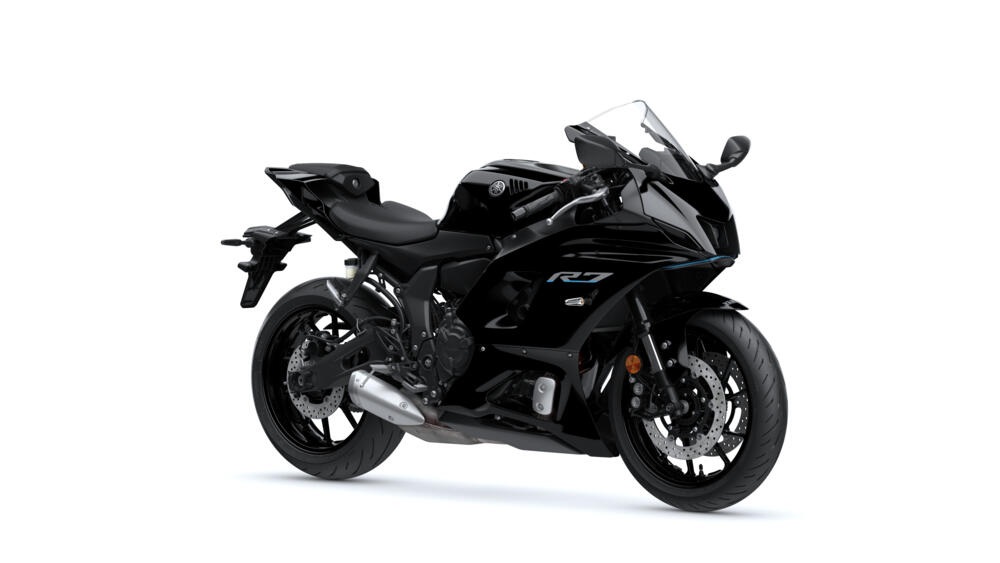 New R7: Next Generation Supersport From Yamaha