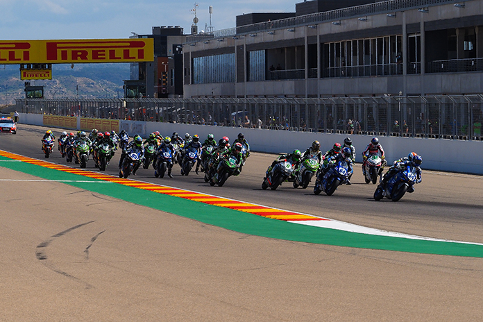 New Rules, New Riders, New Format: Worldssp300 Returns To Action At Aragon