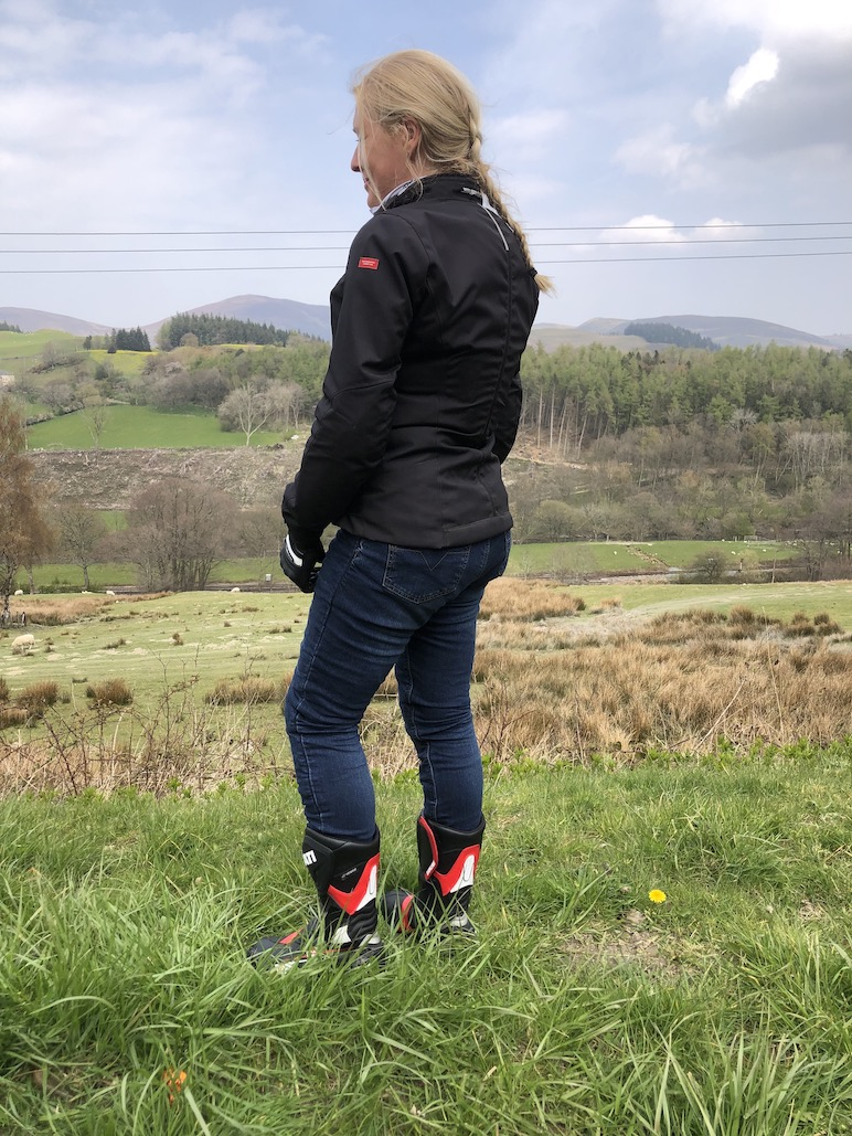 Rst X Kevlar Ladies Tapered Fit Jeans Review