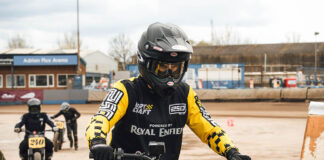 Royal Enfield And Gary Birtwistle Win Debut Race