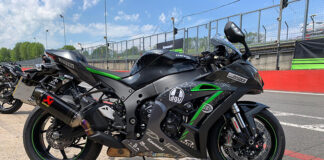 R&g Continues Partnership With Iconic California Superbike School