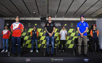 """""""you Need To Be 100% In Every Aspect"""": Motogp™ Returns To Catalunya"""