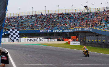 Aegerter Claims Historic Victory On Ten Kate Racing's Home Soil At Assen