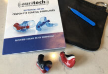 Auritech Custom Fit Ear Plugs – A Review By Laramoto