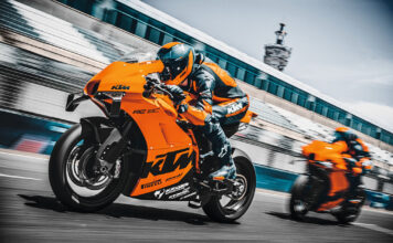 Extreme Hyperfocus – The Track-only Ktm Rc 8c Is Ready To Race!