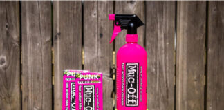 Introducing  The Worlds First  Plastic Free Bike Cleaner