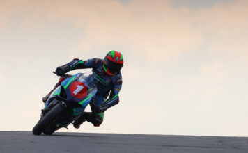 Josh Day Does The Double At Donington Park