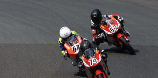 Knockhill Next Up For The Honda British Talent Cup